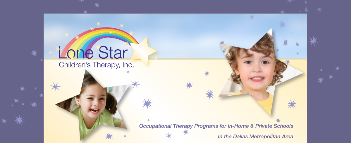 Occupational Therapy, OT, Dallas, TX, Lone Star Childrens Therapy